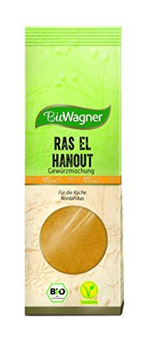 Bio Wagner Ras el Hanout, 1er Pack (1 x 80 g)