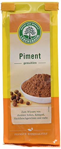 Lebensbaum Piment, gemahlen, 40 g
