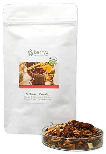 Glühweingewürz Premium Qualität   Sternanis Ceylon Zimt Nelken Orangenschalen und...