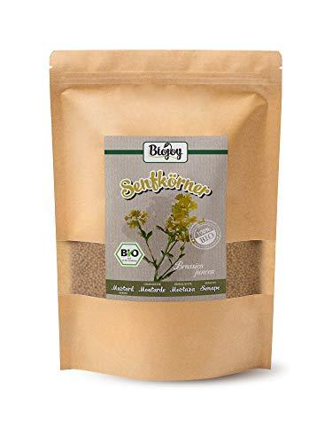 Biojoy BIO-Senfkörner, gelb - Sinapis alba (1 kg)