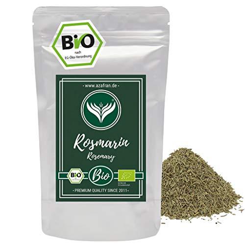 Azafran BIO Rosmarin getrocknet - Perfekt auch als Rosmarin Tee 250g