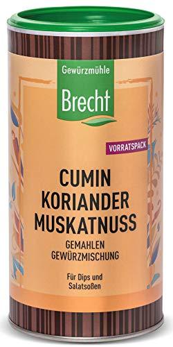 Cumin Koriander Muskatnuss - Dose (220 g)