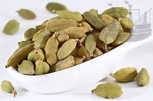 Cardamom Kapseln, grün, 50g, Gewürz zum Backen oder Kochen oder für Tee, 1. Sorte- 'Kardamom' -...