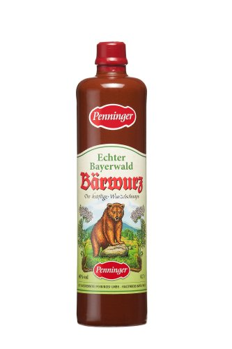 3 x Penninger Bayerwald-Bärwurz 0,7l