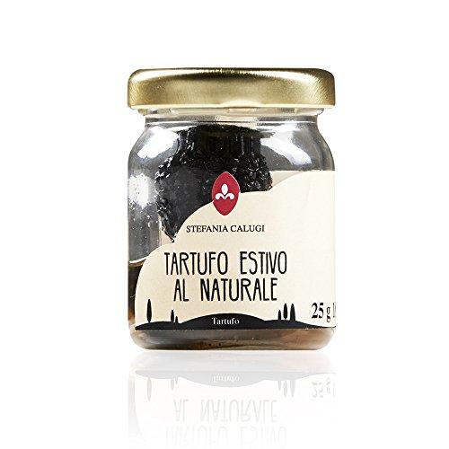 Schwarze Sommertrüffel – Ganzer frischer Trüffel im Glas | 37g