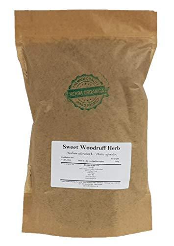 Waldmeister Kraut / Galium Odoratum L / Sweet Woodruff Herb # Herba Organica # Waldmeister,...