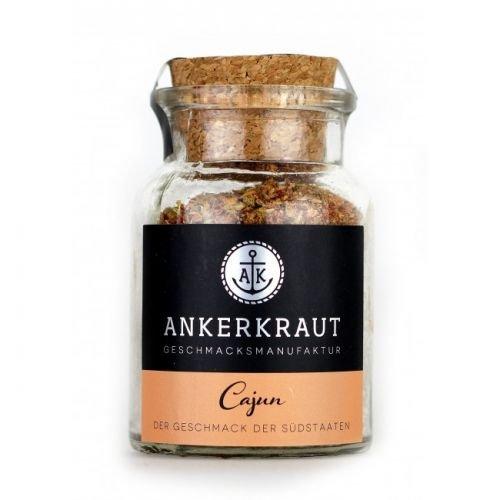 Ankerkraut Cajun Gewürz, 65g im Korkenglas