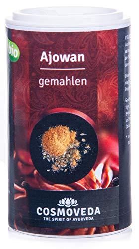 Cosmoveda Bio Ajowan (Ajowain), gemahlen, 1er-Pack (1 x 25g) - BIO