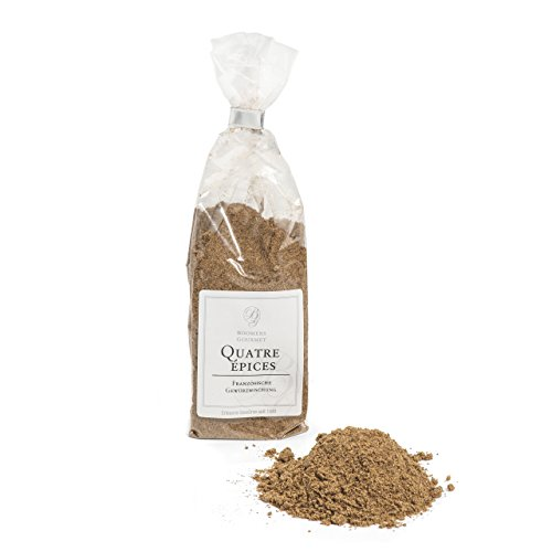 Boomers Gourmet - Quatre Épices Gewürzmischung - Refill - 50 g