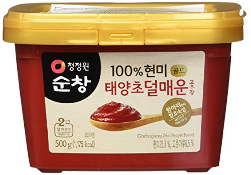 Daesang Sunchang Gochujang (hot Pepper Paste) 500g