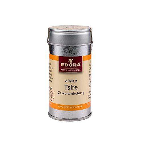Premium Qualität Gewürz EDORA Streudose Streuer AFRIKA Tsire westafrikanische Gewürzmischung 35...