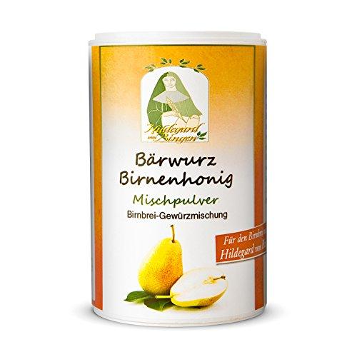 Baerwurz-Birnenhonig-Mischpulver 70 g Original nach Hildegard von Bingen.