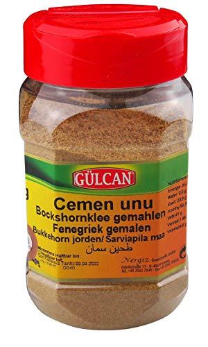 Gülcan - Bockshornklee gemahlen - Cemen (200g)