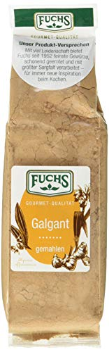 Fuchs Gewürze Galgant gemahlen, 45 g 124238