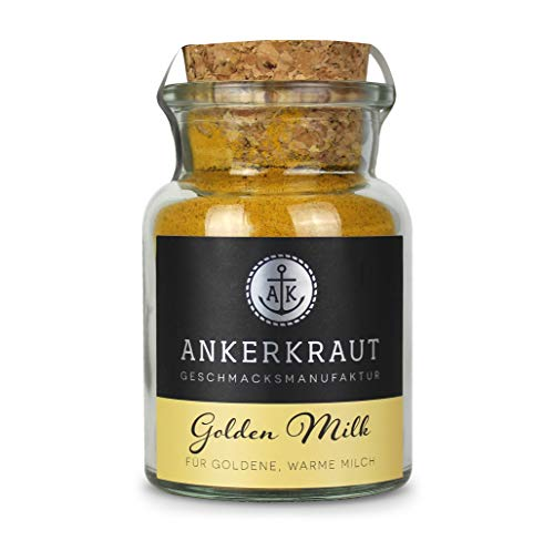 Ankerkraut Golden Milk Gewürz 75g