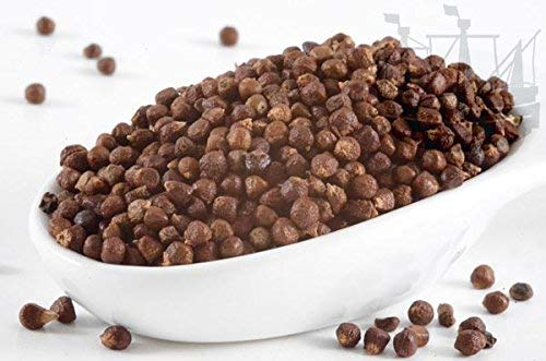 Paradieskörner, ganz, 50g, Guinea-Pfeffer, warmer und pikant scharfer Geschmack, leicht herber...