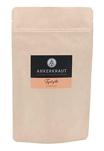 Ankerkraut 'Tzatziki', 170g im aromadichten Beutel