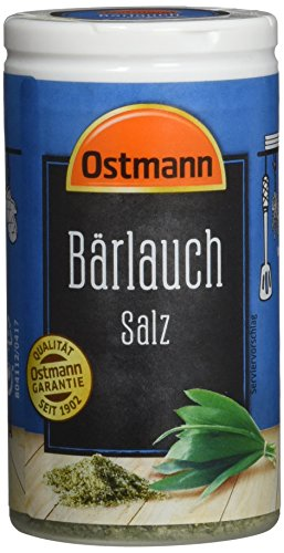 Ostmann Bärlauchsalz, 4er Pack (4 x 65 g)