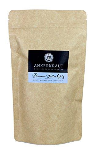 Ankerkraut Pommes Frites Salz, 350gr im aromadichten Beutel