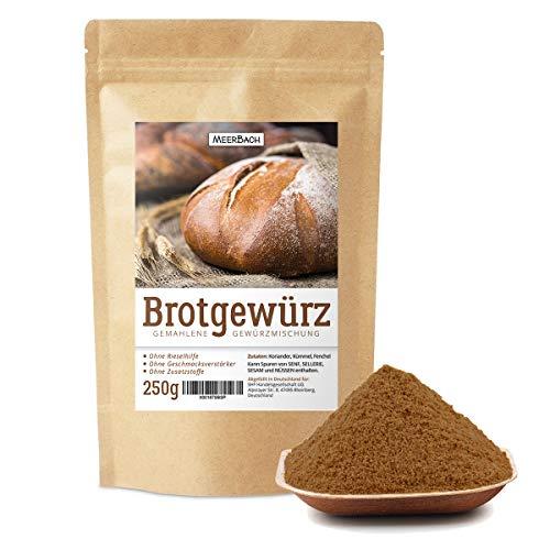 Brotgewürz bayerische Art • 250g Brotgewürzmischung mit Kümmel, Fenchel und Koriander •...