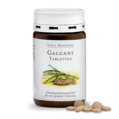 Galgant-Tabletten - 300 Tabletten