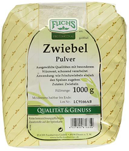 Fuchs Zwiebelpulver (1 x 1 kg)