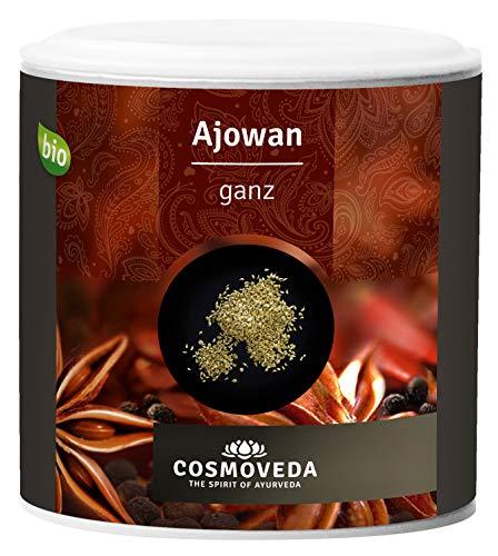 Cosmoveda Bio Ajowan / Ajwain (Königskümmel), ganz, 90 g