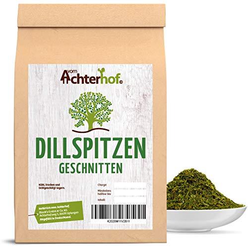 250 g Dill Dillspitzen getrocknet Kräuter Gewürze vom-Achterhof