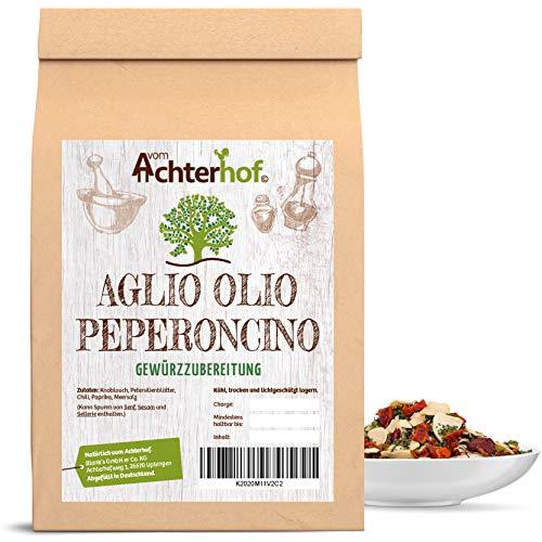 100g Aglio Olio e Peperoncino Gewürz Gewürzmischung grob scharf Spaghetti al Olio