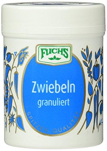 Fuchs Zwiebeln granuliert, 3er Pack (3 x 70 g)