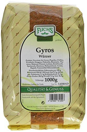 Fuchs Gyros Würzer GV (1 x 1 kg)