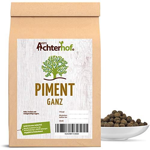 100 g Piment ganz Pimentkörner natürlich vom-Achterhof Gewürze