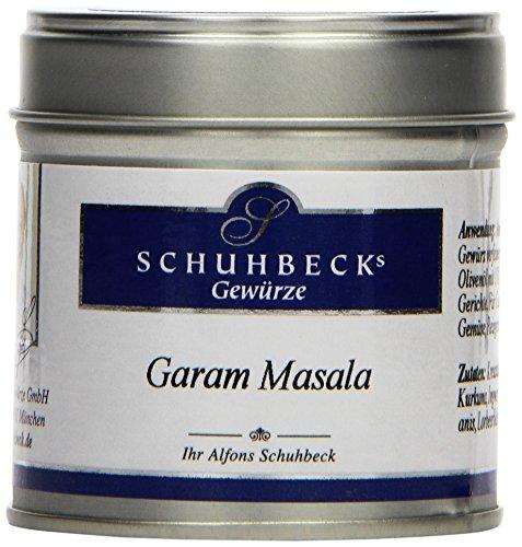 Schuhbecks Garam Masala, 3er Pack (3 x 50 g)