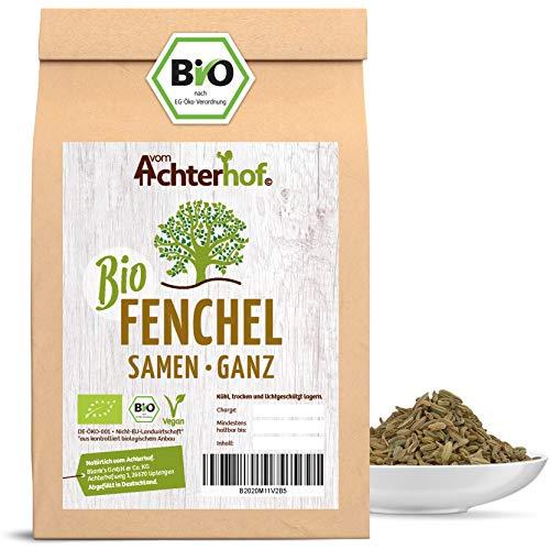Fenchelsamen BIO süß ganz (250g)   Fenchel Samen   Fencheltee   als Gewürz oder Fenchel Anis...