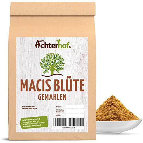 Macis Macisblüte Muskat-Blüte gemahlen 100 g natürlich vom-Achterhof