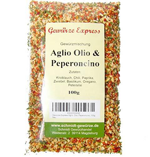 Gewürze-Express Aglio, Olio, Peperoncino, 100g