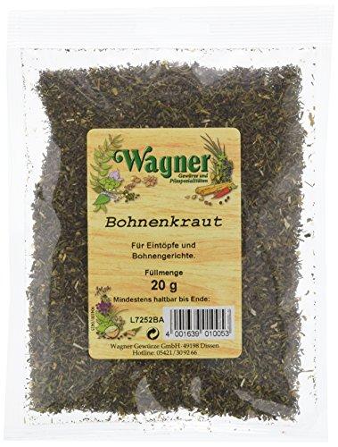 Wagner Gewürze Bohnenkraut (1 x 20 g)