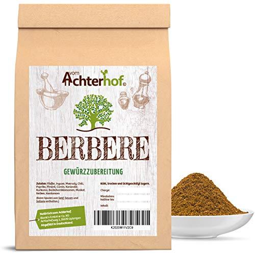 100g Berbere Gewürzmischung gemahlen - Äthiopisches Gewürz zum Grillen und Braten - Bärbärre -...