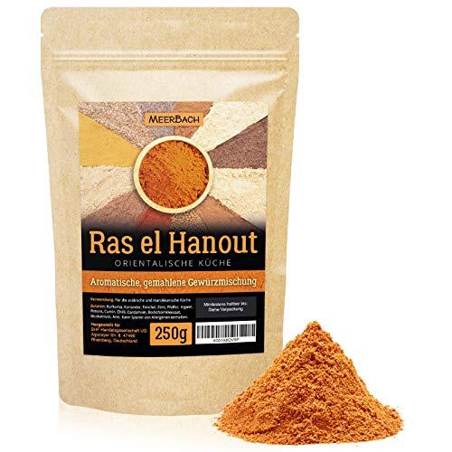 Ras el Hanout • orientalische Gewürzmischung • 250g gemahlenes Raz el Hanut Gewürz •...