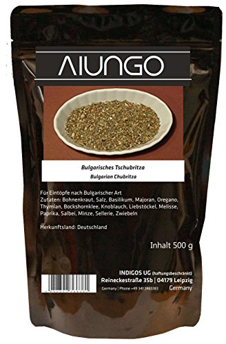 Viungo® Goldline - Bulgarisches Tschubritza - 500g