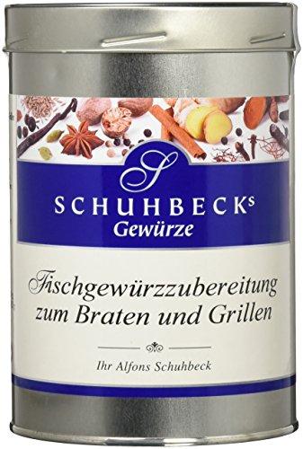 Schuhbecks Gewürze Fischgewürz zum Braten und Grillen Gewürzmischung aus 13 Gewürzen &...
