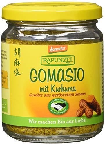 Gomasio mit Kurkuma und Kräutern
