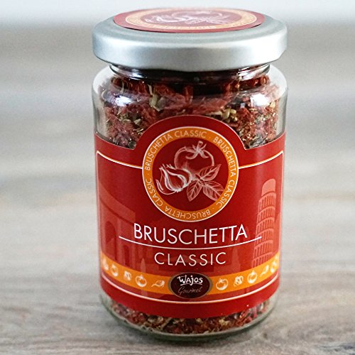 Wajos - Bruschetta Classic Mix - 75 Gramm