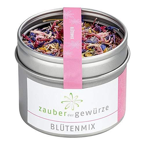 Zauber der Gewürze | Blütenmix, Blütenmischung, essbare Blüten | Premium-Qualität, 6 g