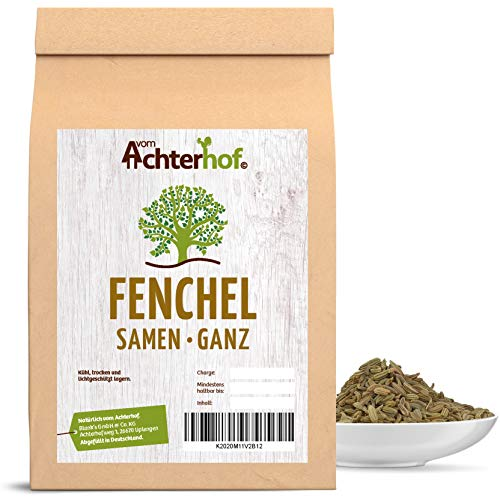 Fenchelsamen ganz (1kg)   Fenchel Samen   Fencheltee   als Gewürz oder Tee natürlich vom Achterhof