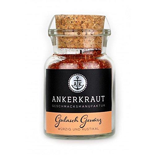Ankerkraut Gulasch Gewürz, 80g im Korkenglas