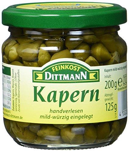 Feinkost Dittmann Kapern (1 x 200 g)