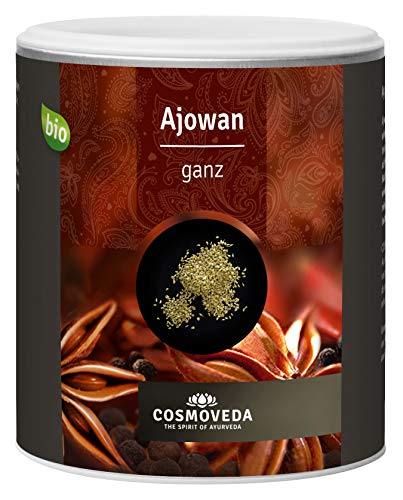 Cosmoveda Bio Ajowan / Ajwain (Königskümmel), ganz, 300 g
