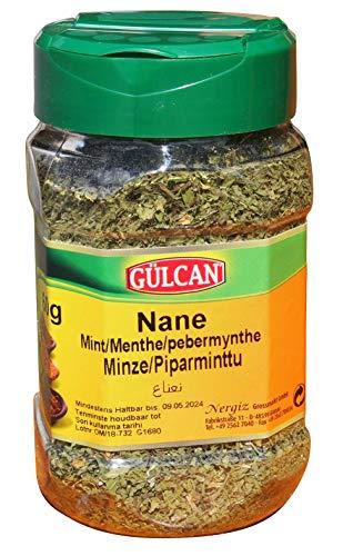 Gülcan - Getrocknete Minze - Pfefferminze - Kuru Nane (60g)