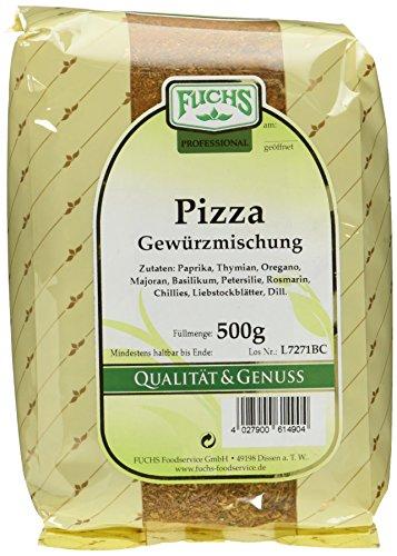 Fuchs Pizzagewürz (1 x 500 g)